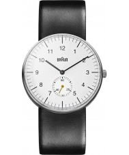 Braun BN0024WHBKG Mężczyzna biały czarny zegarek