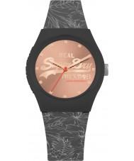 0cba69608f723 Superdry SYL248E Damski zegarek w kształcie liści