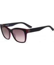 Karl Lagerfeld Damskie kl899s czarne czerwone okulary