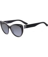 Karl Lagerfeld Damskie kl900s czarne okulary