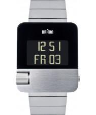 Braun BN0106SLBTG Mężczyźni Prestige srebrny zegarek chronograf tone