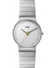 Braun BN0211SLBTL Męskie klasyczne szczupła srebra stalowy zegarek bransoletka