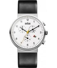 Braun BN0035WHBKG Zegarów czarno biały zegarek